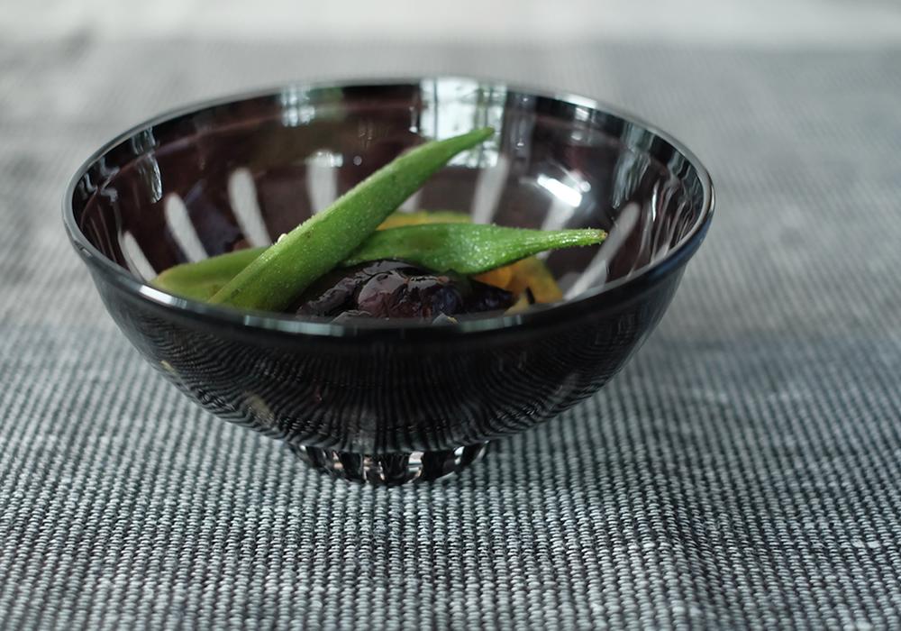 ガラス ヒロイグラススタジオのrenシリーズ小鉢