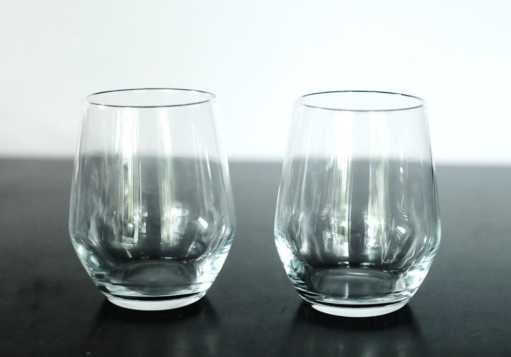 ガラス ワイングラス